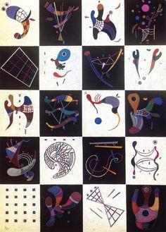 Vassily Kandinsky - 1943
