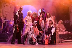 Spooktacular shows for Halloween in Vegas - Frank & The Steins Haunted Attractions, Visit Las Vegas, Fremont Street, Las Vegas Shows, Top Place, Places To Travel, Halloween, Fun, Costume Parties