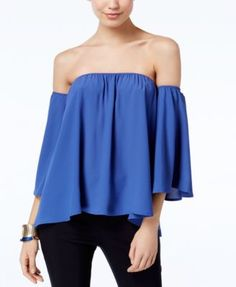 INC International Concepts Off-The-Shoulder Top, Only at Macy's