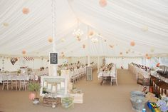 Event decor wedding decorations wedding decoration hire find this pin and more on wedding decoration for wedding marquee hire scotland junglespirit Images