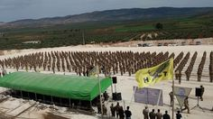 700 fighters graduate to join the Kurdsish self-defense