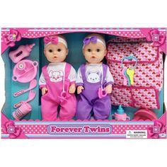 Graco Baby Doll Playset Stroller Swing Pack N Play