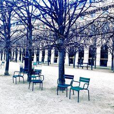 Focus On Paris: A quiet place