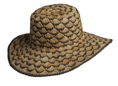 a5227c6087d Ladies Fashion Sun Hat - Black Band by RMO Rocky Mountain Outback Hats. Buy  it   ReadyGolf.com