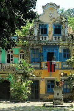 Rio de Janeiro - Largo do Boticário - Cosme Velho
