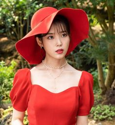 Iu Gif, Something Bad, Red Velvet, Kdrama, Costumes, Hats, Outfits, Supernatural, Board