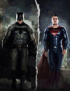 Batman v. Superman: Dawn of Justice.