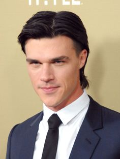 Flooding your pinterest feed with Finn Wittrock in honor of the AHS hotel premier today. Tristan Duffy|Finn Wittrock