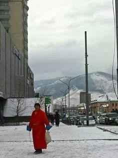 Mongolia, Ulaanbaatar
