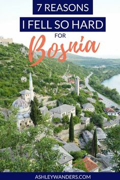 Bosnia blew me away with its natural beauty, delicious food, and mind-boggling history. Here are a few of the reasons it captured my heart, and why you should visit this Balkan gem.