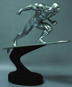 Silver Surfer Action Statue by Bowen Designs!
