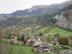 honeymoon in a swiss village? I think yes!
