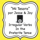"""This activity goes along with the song """"Mi Tesoro"""" by Jesse  Joy which is readily available on YouTube and iTunes. They will listen to the son..."""