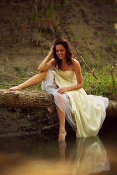 ideas for trashing the dress | Trashing the Dress | Allyson Pelchat
