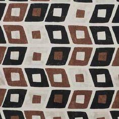 Tissu Géométrie qui bouge - Dedar