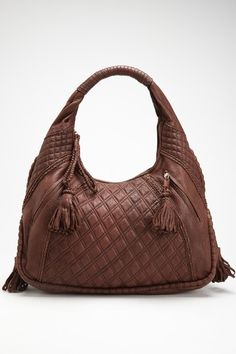 3468b8711be7 My Tribe Quilted Tassel handbag Casual Chic Style