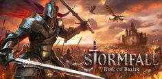 The empire of Stormfall has fallen, and rival warlords join battle across the continent as an ancient evil rises once again. You have been chosen. It falls to you to lead your people and your army; to drag them through these dark times and into the light. Play Stormfall: Rise of Balur now!