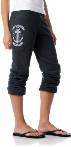 I Refuse to Sink Anchor Inspirational Sweatpants