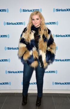 How celebs like Demi Lovato and Emma Roberts made this the must-have outerwear of the season. Emma Roberts, Teen Vogue, Fur Fashion, Celebs, Celebrities, Abigail Breslin, Faux Fur, 18th, Fur Coat