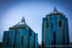 Two Towers - Project 365 / Day 9 - Victor H Photography