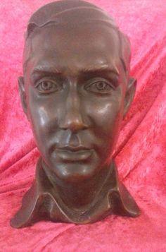 Keating Donahoe Bronze Sculpture O.A. Cargill Jr. Listed Artist $500 Off Sale