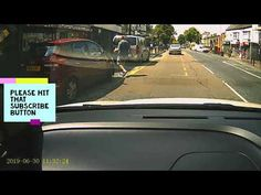 Crash on Anlaby Rd ,Hull - YouTube Dashcam, Channel, Sunday, Shit Happens, Youtube, Domingo, Youtubers, Youtube Movies
