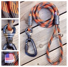 #mydogscool Rope Climbing Leashes!