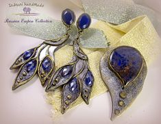 Indrani Handmade: Colectia Russian Empire Polymer Clay Jewelry, Baroque, Bracelets, Empire, Brooch, Handmade, Vintage, Fimo, Hand Made