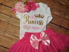 baby girl coming home outfit baby girl clothes by SweetnSparkly