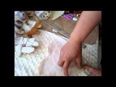 Bonus tutorial, Ragady Rag Heart!!!, super cute!! - YouTube