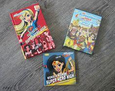 [ANZEIGE] DC SUPER HERO GIRLS - ein Serientipp für alle Mütter mit Töchtern + GEWINNSPIEL! | Jenseits von Eden