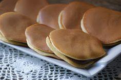 Anna recetas fáciles: DORAYAKIS, los dulces favoritos de Doraemon Nutella, Pancakes, Cooking, Breakfast, Doraemon, Food, Brownies, Toddler Meals, Good Food