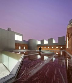 Rehabilitation of Former Prison of Palencia as Cultural Civic​ Center / Exit Architects | ArchDaily