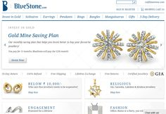 GirnarSoft has developed this jewelry E-Commerce portal. One of the first companies to serve the online elite, which  aims at revolutionizing the Jewelry and Lifestyle E-commerce scene in India with its firm focus on affordability, quality and user experience. Technology Used: PHP, J2EE, HTML5, JQuery, JS