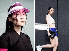 Yoyo for A/SH Magazine - Liselotte Fleur Photography