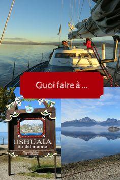 Visite à Ushuaia - Argentine - Quoi faire à Ushuaia #Argentine #Ushuaia #Voyage