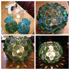 These are so cool & easy to make!