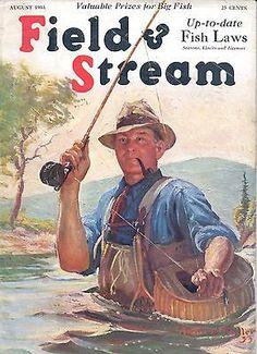 8 1933 Field and Stream Magazine | eBay