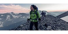 Start training for the next or high elevation climb on your list with these helpful exercises. (Pnf Stretching Back Pain) Hiking Tips, Camping And Hiking, Hiking Gear, Hiking Backpack, Backpacking, Mountain Climbing, Rock Climbing, Mountain Biking, Trekking