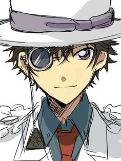 Image result for kaito kid icon