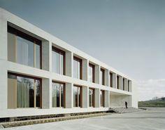 Karl Köhler Building / Dominikus Stark Architekten - Kranzberg, Germany