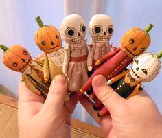A handful of Halloween!