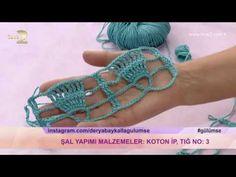 Derya Baykal'la Gülümse: Koton Şal Yapımı - YouTube