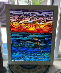 Custom Stained Glass, Faux Stained Glass, Stained Glass Designs, Stained Glass Panels, Stained Glass Projects, Stained Glass Patterns, Stained Glass Tattoo, Mosaic Projects, Mosaic Designs