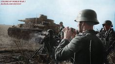 Wehrmacht soldiers with Pz.IV