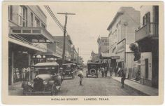 Vintage photos of Historic Laredo, Texas. Jacksonville State, Laredo Texas, Police Wife Life, Texas History, Family History, Chicano, Old Pictures, Vintage Images, State Parks
