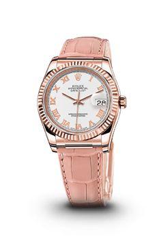 ROLEX LADY DATEJUST WATCH - ROLEX Timeless Luxury Watches