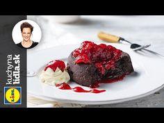Lávový koláčik - Adriana Poláková - RECEPTY KUCHYNA LIDLA - YouTube Party Food And Drinks, Lidl, Yummy Food, Beef, Youtube, Foods, Cakes, Meat, Food Food
