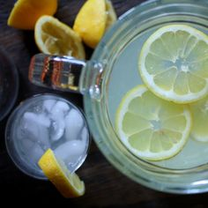 Delicious, fresh squeezed, homemade lemonade for ZERO Weight Watchers Points Plus values!
