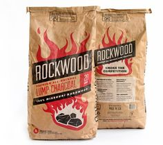 Website and Packaging for Rockwood Charcoal | St. Louis Marketing, Branding, and Design Agency